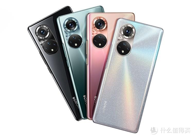 新款荣耀50 Pro手机,上手体验分享。
