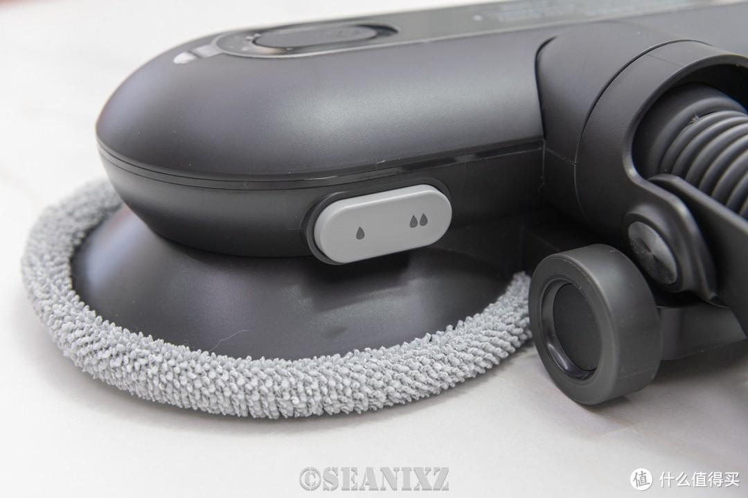 能自己洗拖布的吸尘器睿米NEX VX表现怎么样?