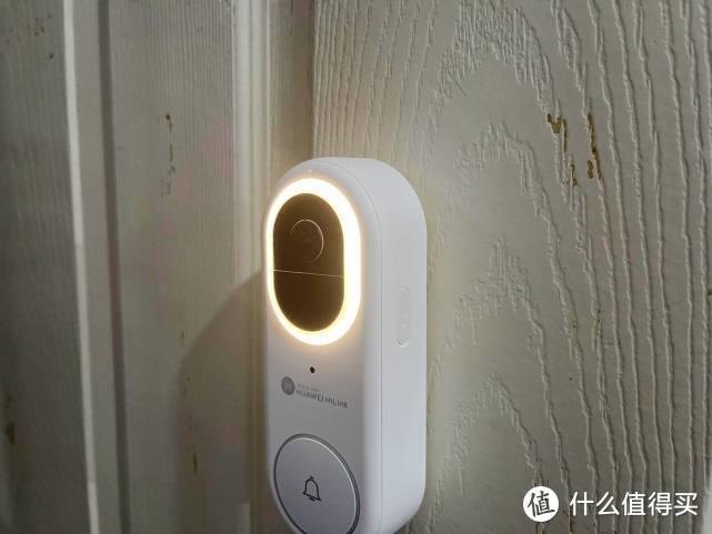 相比智能门锁你可能更需要门铃-华为智选海雀智能门铃Pro体验