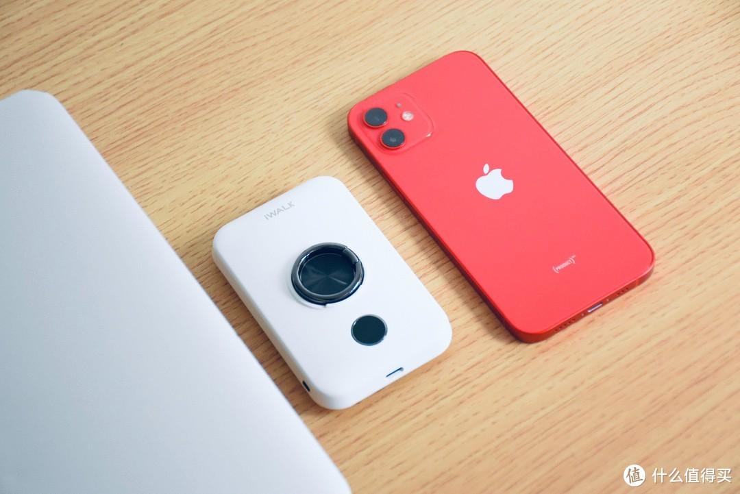 iPhone12续航不给力,还想要快充,试试这款6000mAh背夹电池