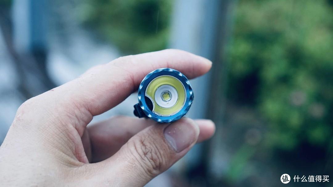 男人的精致玩物,傲雷武士mini2战术手电筒