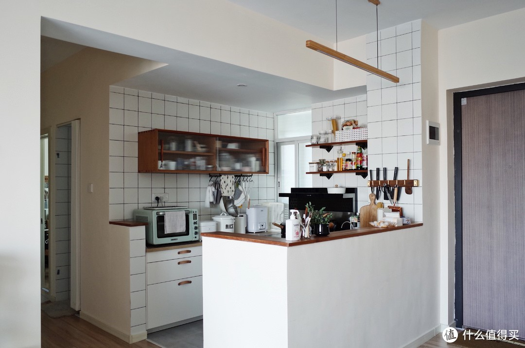 小厨房也有春天|四平米厨房,这波超实用的收纳设计我可以!!