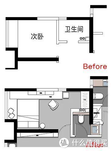 被开发商气死!111㎡拆隔墙、阳台爆改成厨房,瞬间拥有豪宅范