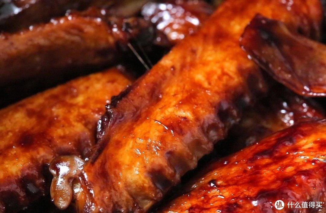电饭煲美食:黑啤鸭翅、可乐鸡翅