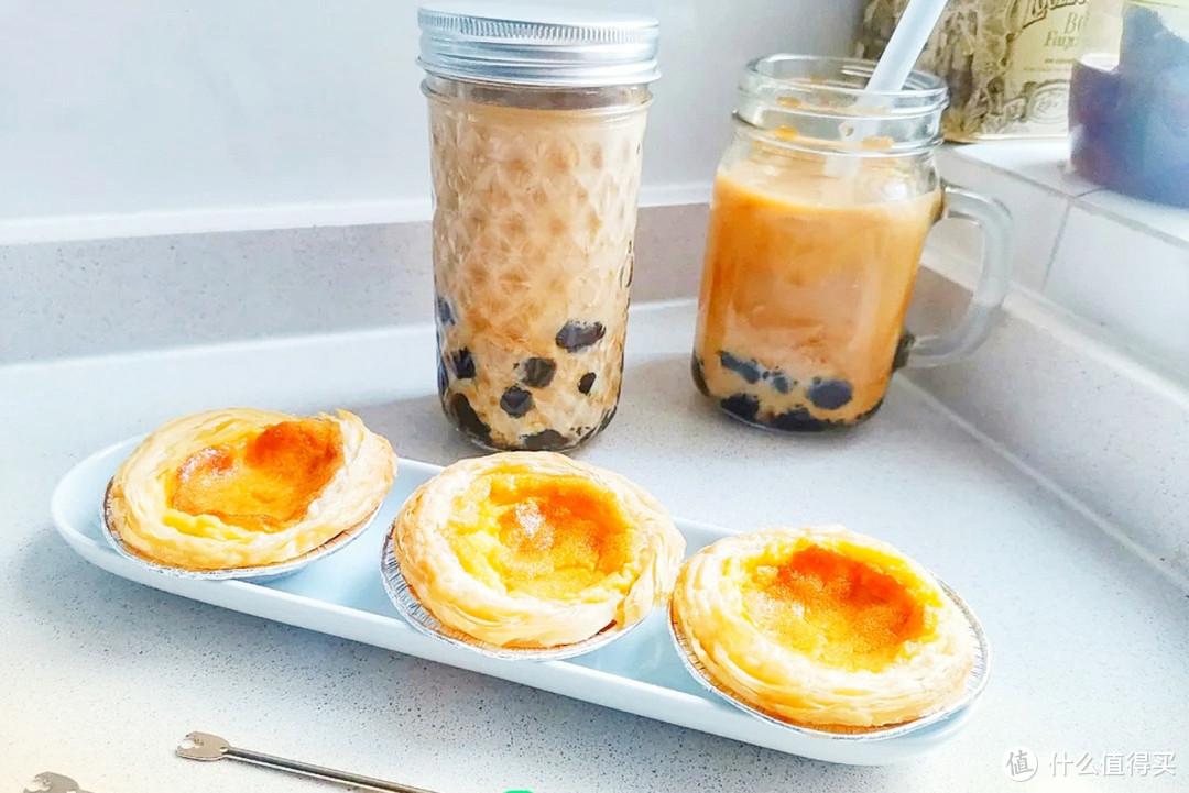 """超好喝的珍珠奶茶""""自制攻略"""",做法简单,关键干净卫生,还少糖"""