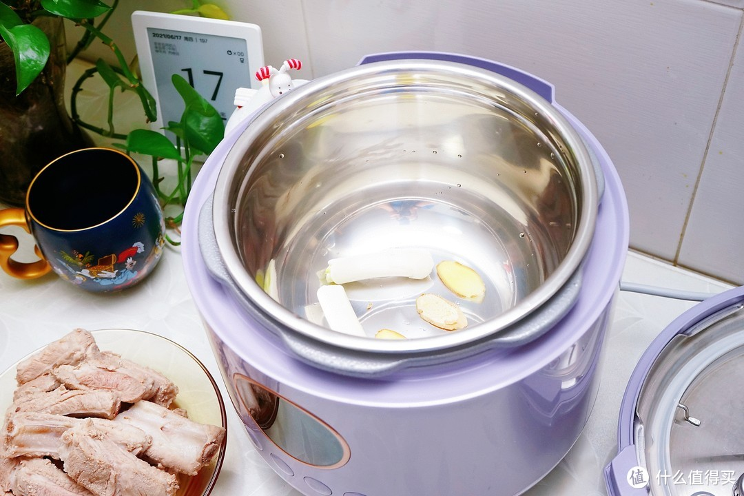 美食轻松搞定,还能进洗碗机:大宇双胆电压力锅体验分享