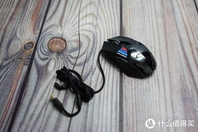 达尔优高阶游戏鼠标A970:平民法拉利