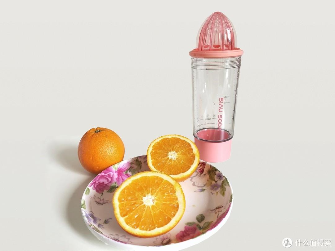 为夏天打气,自制健康气泡水,诗杭便携气泡果汁杯