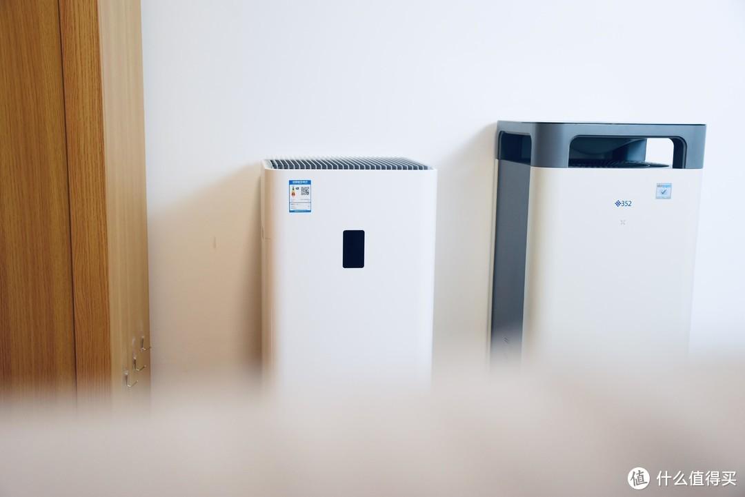 缓解过敏性鼻炎,智感模式够智能,352除过敏原空气净化器Y106体验
