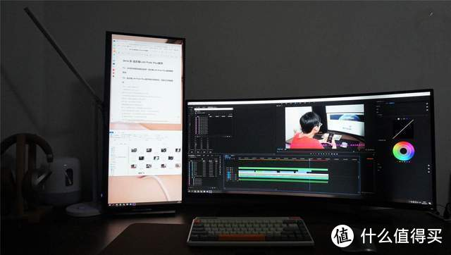 电脑副屏的最佳选择!innocn 26寸美术显示器开箱告诉你好与坏