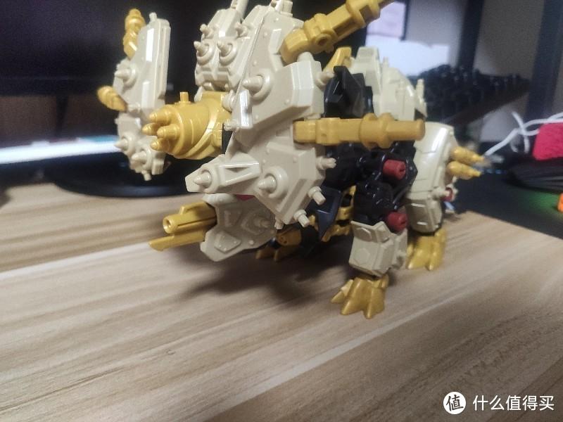 索斯机械兽戟龙