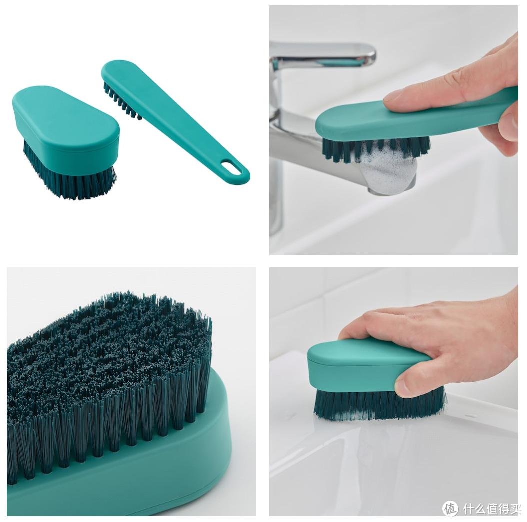 没有两把刷子怎么能行?细数那些实用的清洁工具