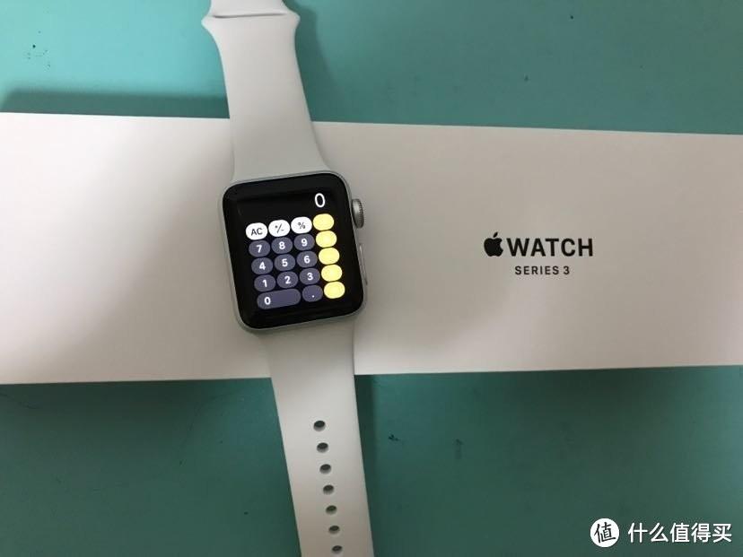 1202年,Apple Watch3尚能饭否?iwatch3使用体验