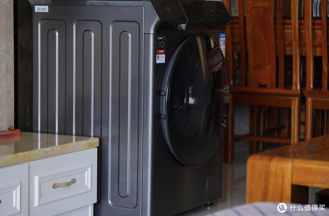 米家直驱洗烘一体机上手体验