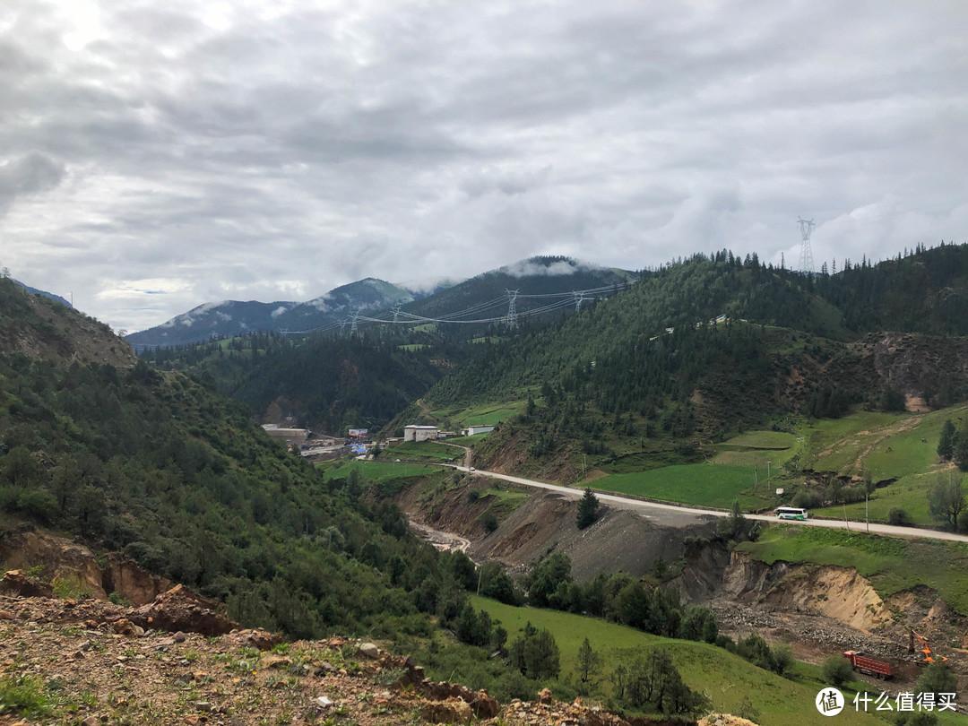 雨季川藏线骑行之游记篇(二)四川甘孜新都桥-西藏自治区如美镇