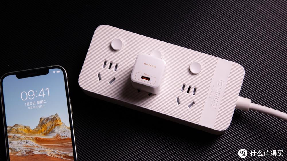 iPhone原装充电头太贵,那就试试这只sanag 20W快充头吧