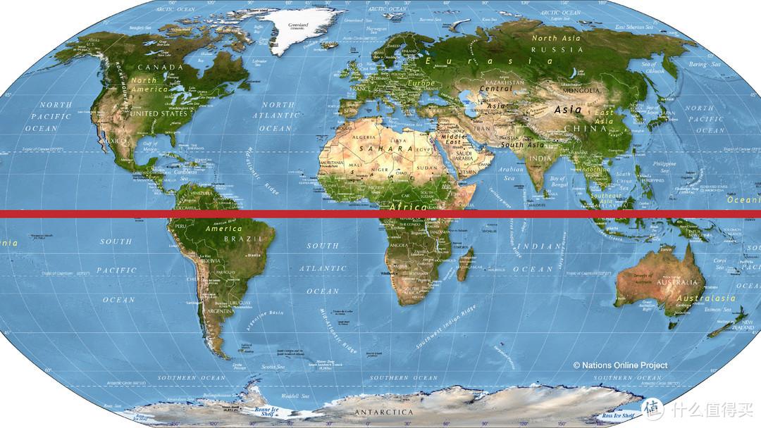 除了巴西,距离赤道最近的就是澳大利亚北部地区