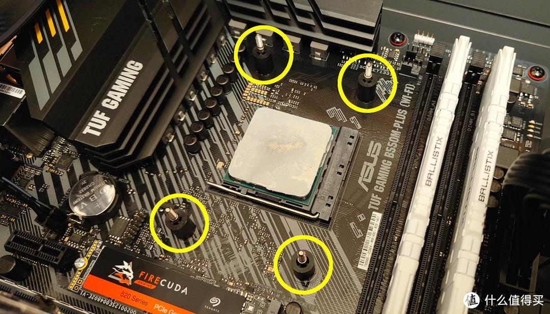 乔思伯光影360水冷能压得住AMD 5800X吗?我换一个试试