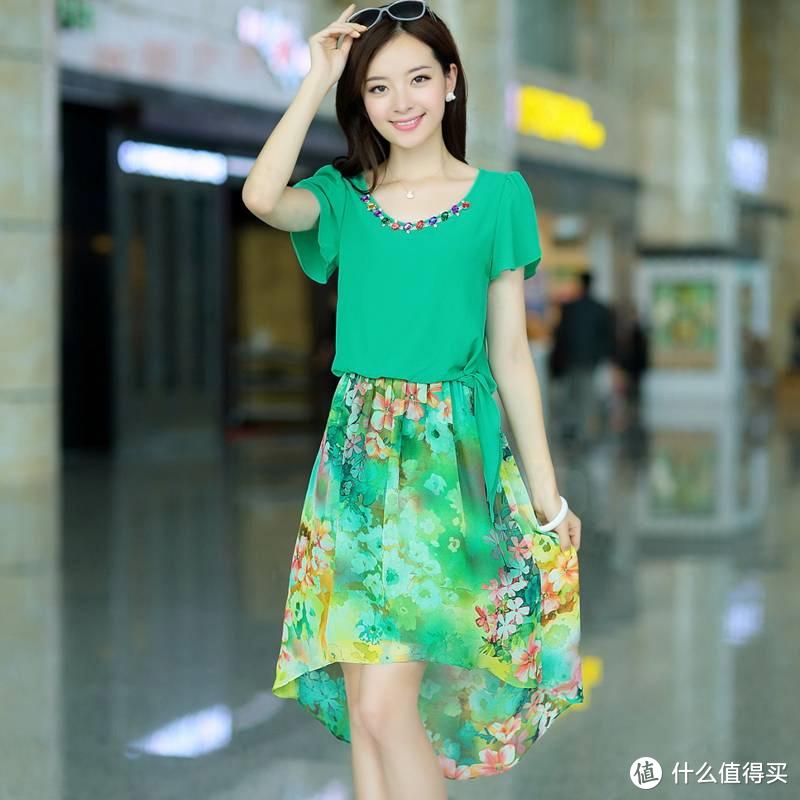要凉爽更要美丽,女生显瘦夏日穿搭方案分享,多图预警,速速收藏