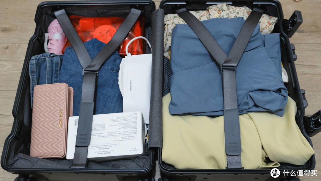 还买什么新秀丽,我有地平线8号行李箱