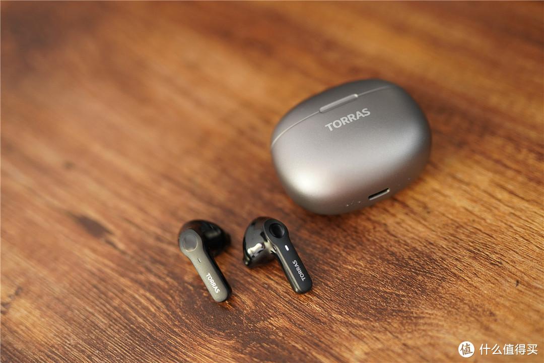 鲸腔立体声图拉斯Genin 10真无线耳机聆听动听音律