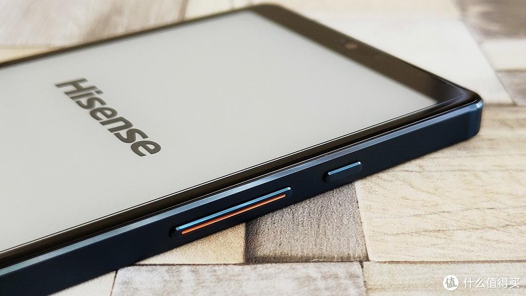 618购物晒单分享:海信Touch,一款能联WiFi带Android 11定制系统的电子阅读器!