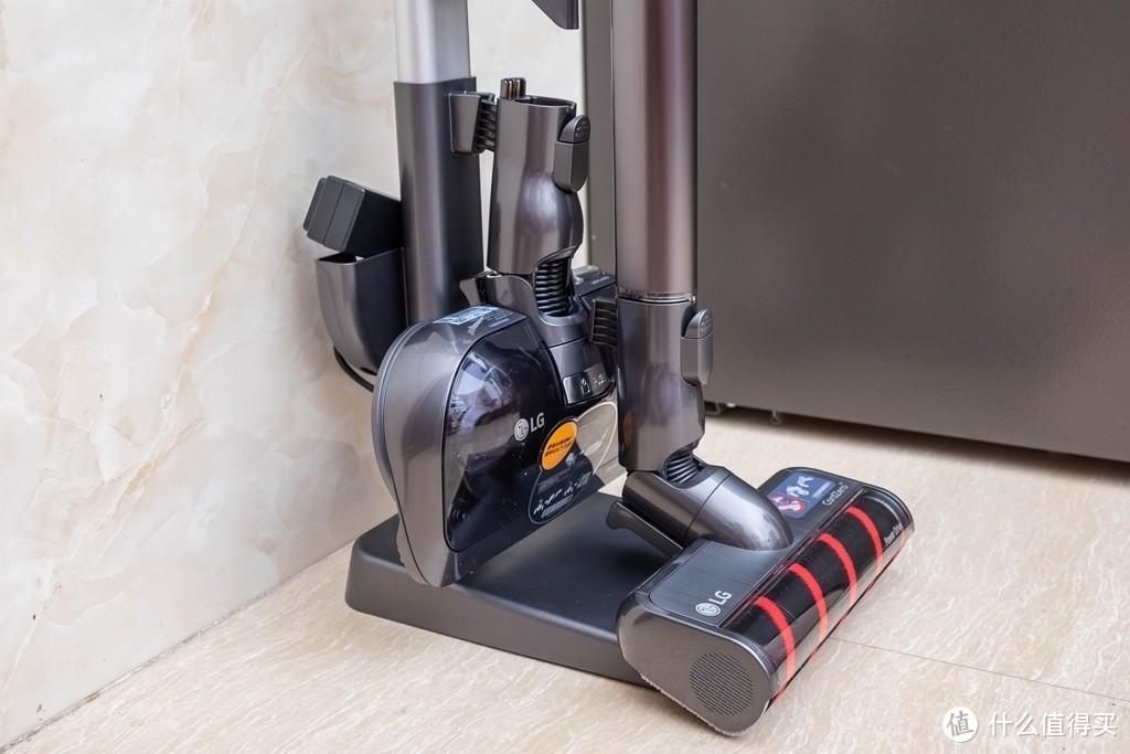 LGA9K-MAX开箱:吸拖一体,高效清洁,让你爱上打扫