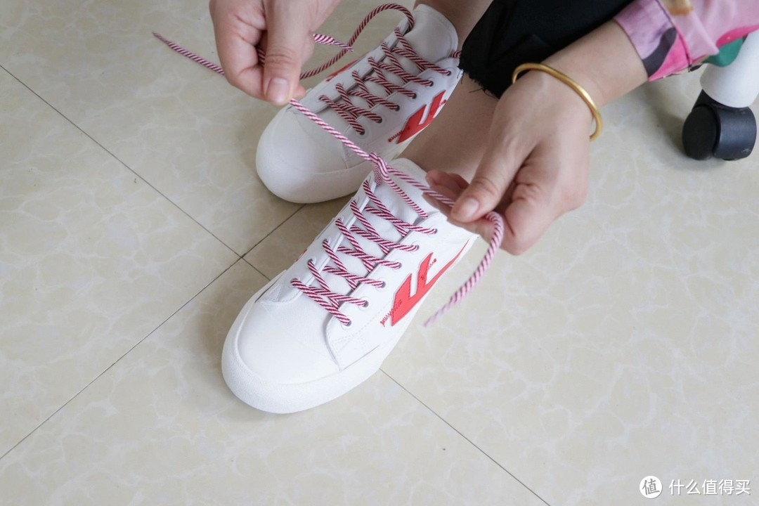 帆布鞋也能有高颜值,回力新品体验:价格贼厚道