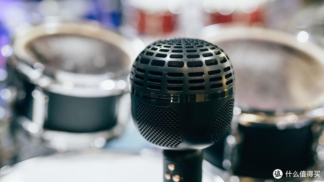 外表乖萌,嗨唱有趣,唱吧小巨蛋音箱麦克风G3