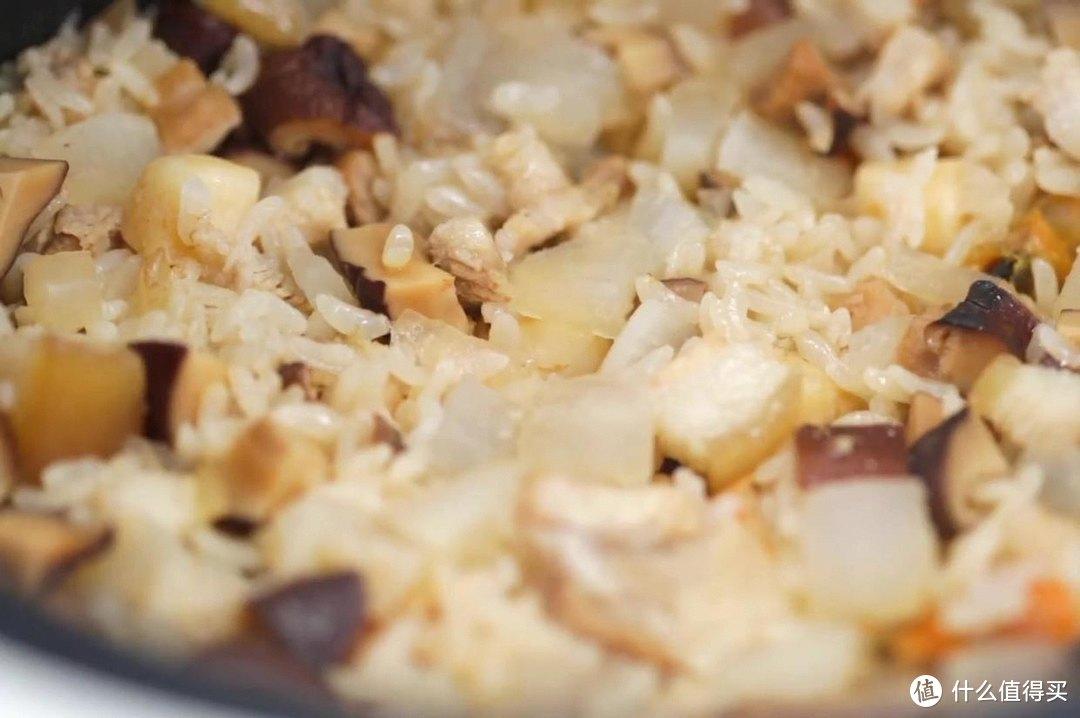 电饭煲食谱:丑橘饭、卤肉饭