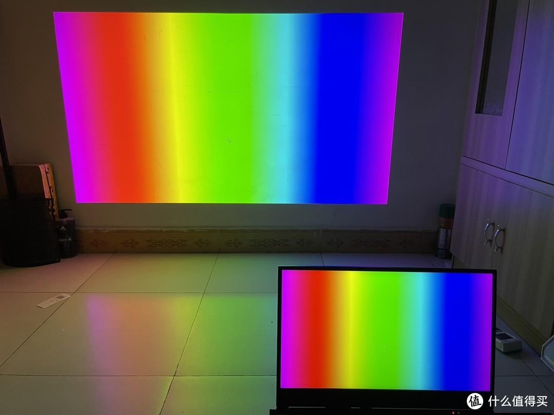 彩色图,过度自然↑