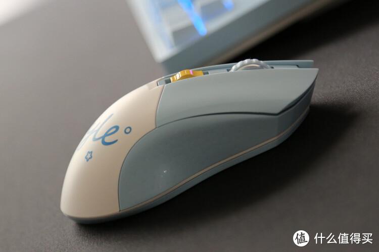 169元双模无线:达尔优EM901蓝牙2.4g无线双模鼠标开箱