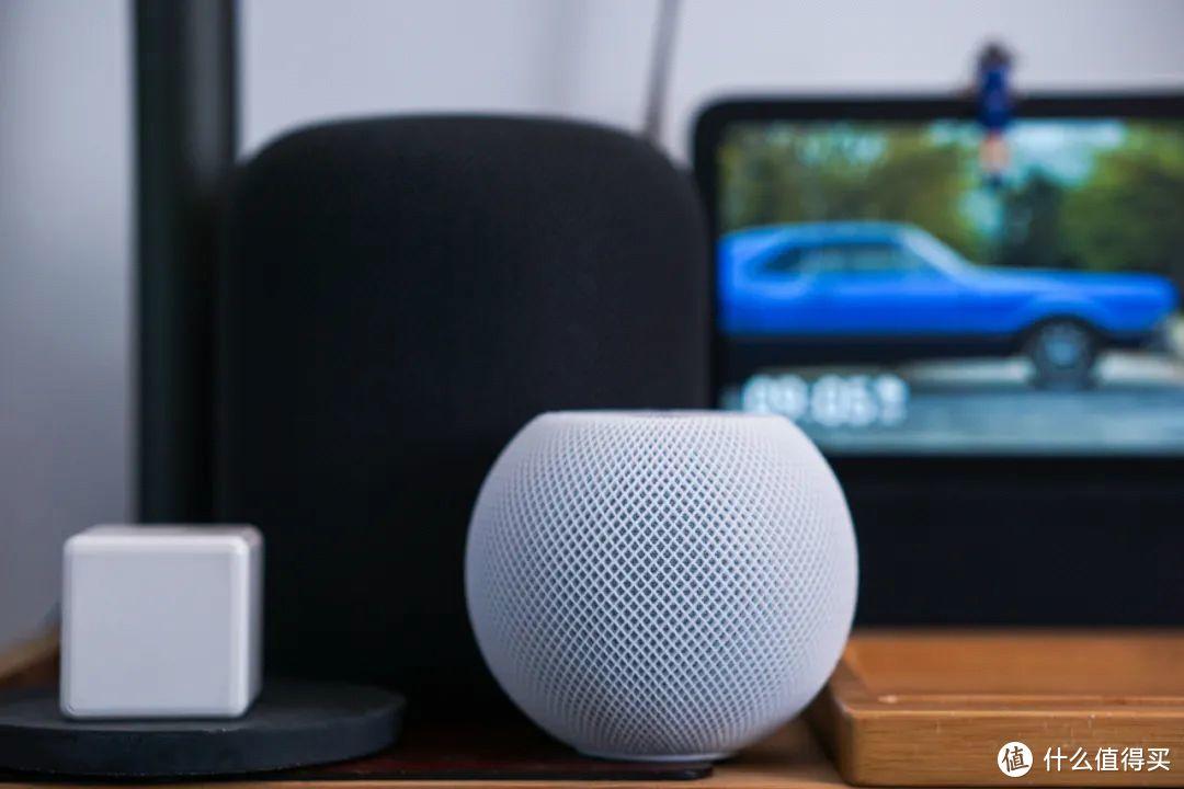 Apple HomePod mini简评:iPhone手机最适合的智能音箱