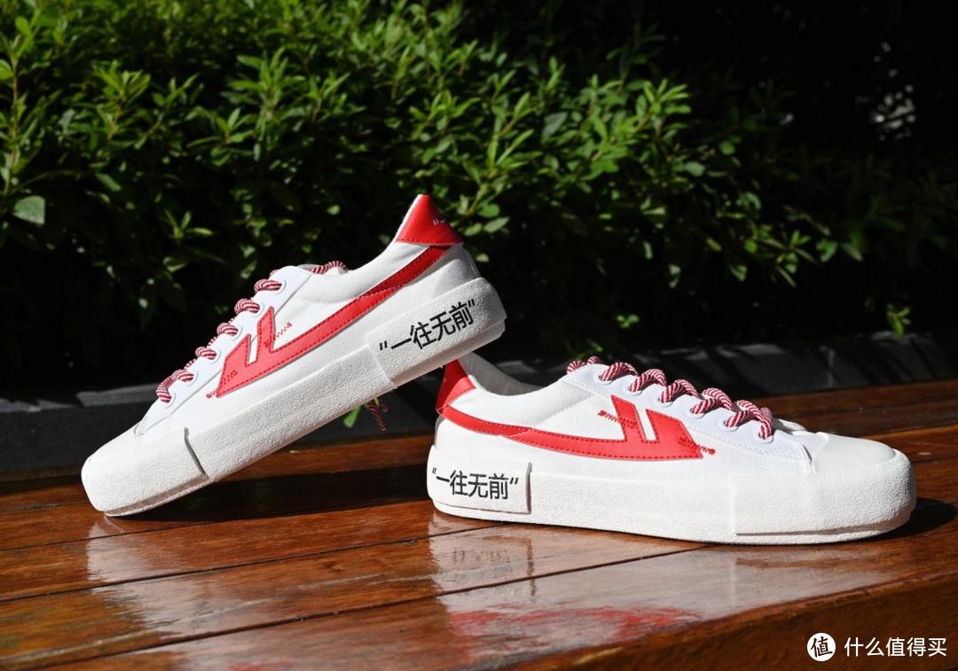 回力帆布鞋,有品青年的第一双国潮帆布鞋