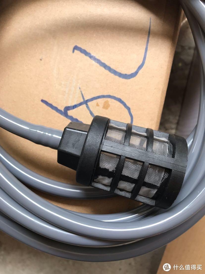水管的过滤器,可以过滤一些较大的杂物。