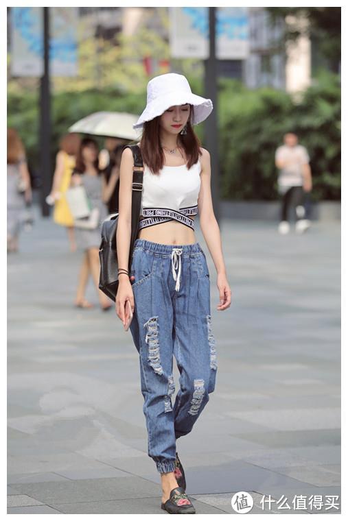 炎炎夏日燥起来,女生夏日清凉穿搭方案分享