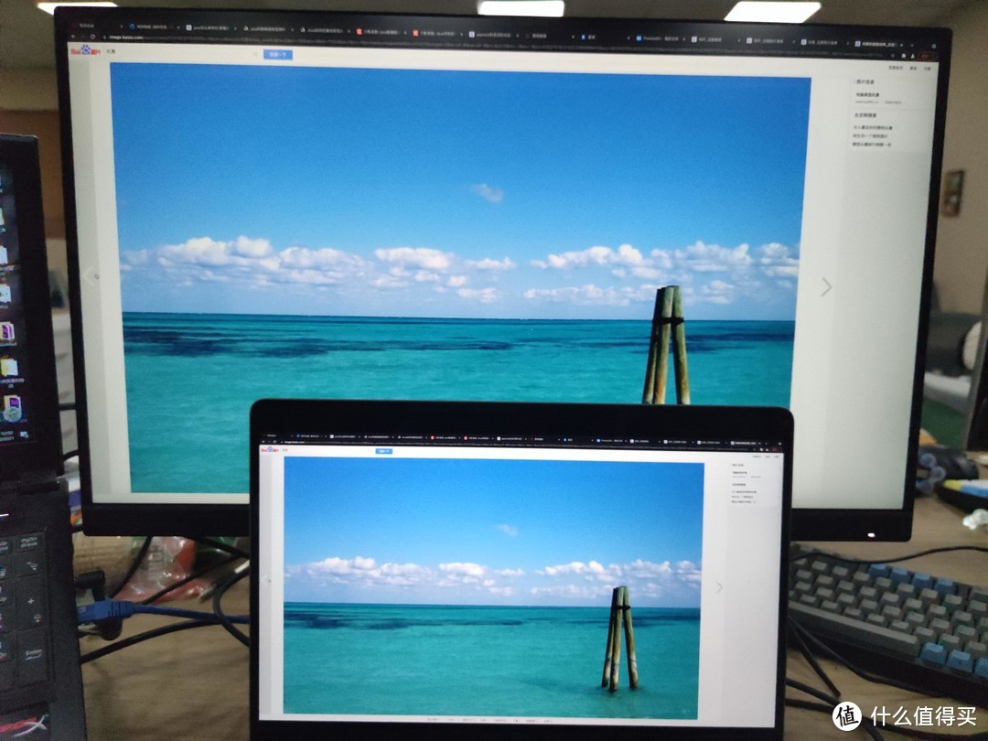 4K显示器新品 AOC U27N3C 个人开箱与分享