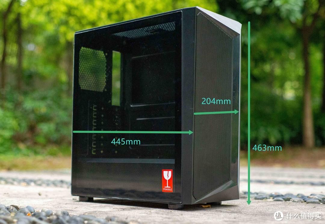 小身材大容量,酷冷至尊新品CMP510机箱装机体验