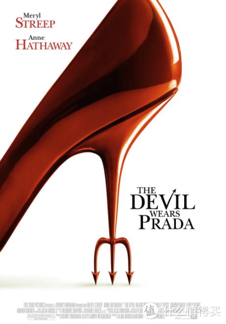 《穿prada的女魔头》上映15周年,经典的造型就算放到现在看也不过时.....