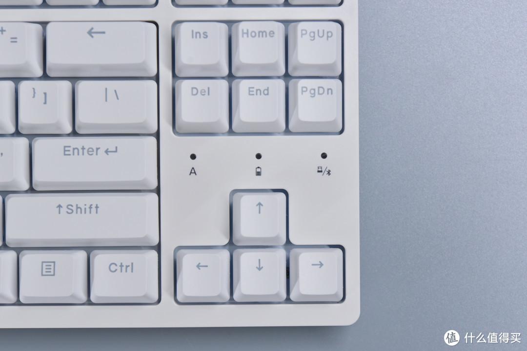 这次是真的一步到位的达尔优A87全插拔定制轴三模版机械键盘