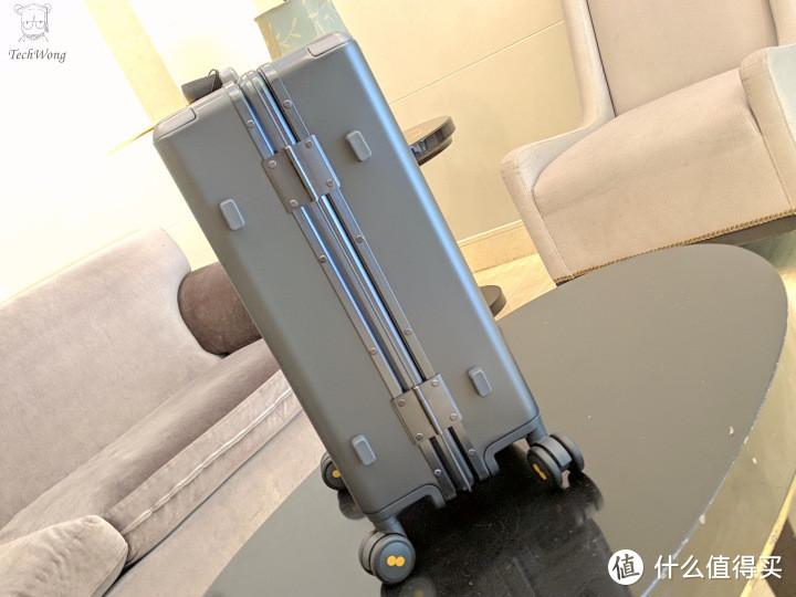有型有款,坚固实用,地平线8号 POWER 系列登机箱 体验
