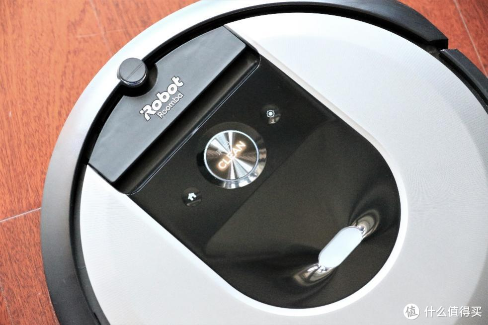 iRobot i7+家用扫地机器人体验,智能无感深度清洁,家庭清洁神器