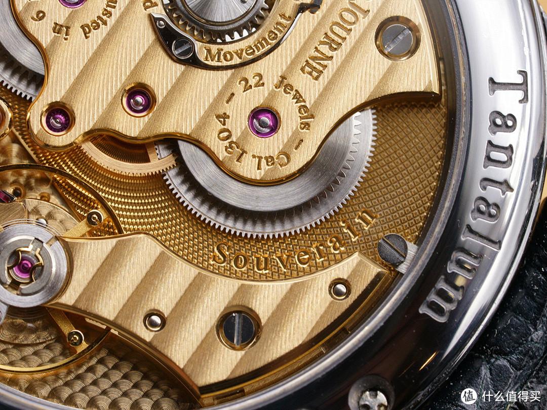 钟表拍卖界的网红F.P.Journe Chronometre Bleu机械表