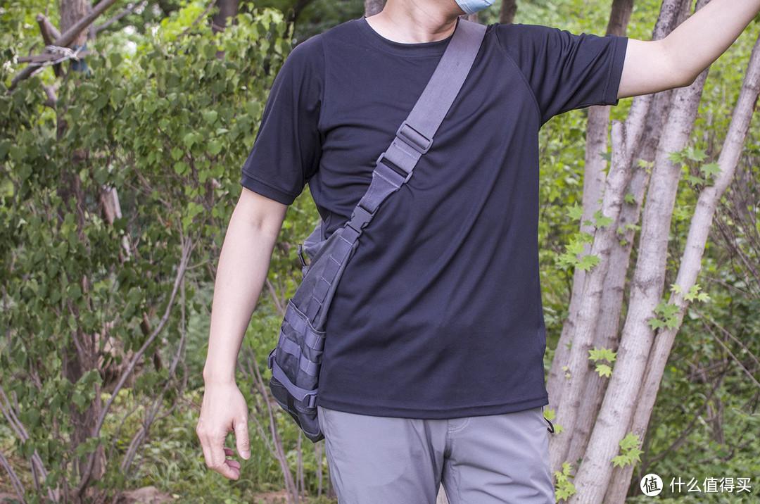 夏至已至,体验战术清凉:鹰爪行动速干T恤