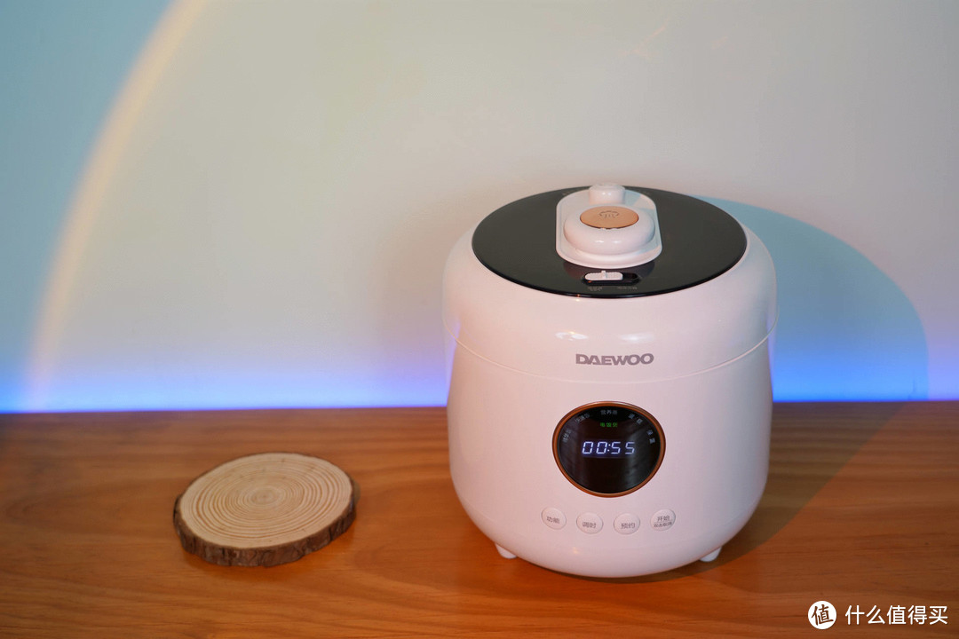 70kPa压力30分钟搞定炖肉!电饭煲&电压力锅双模式--大宇电压力锅使用感受及菜谱展示