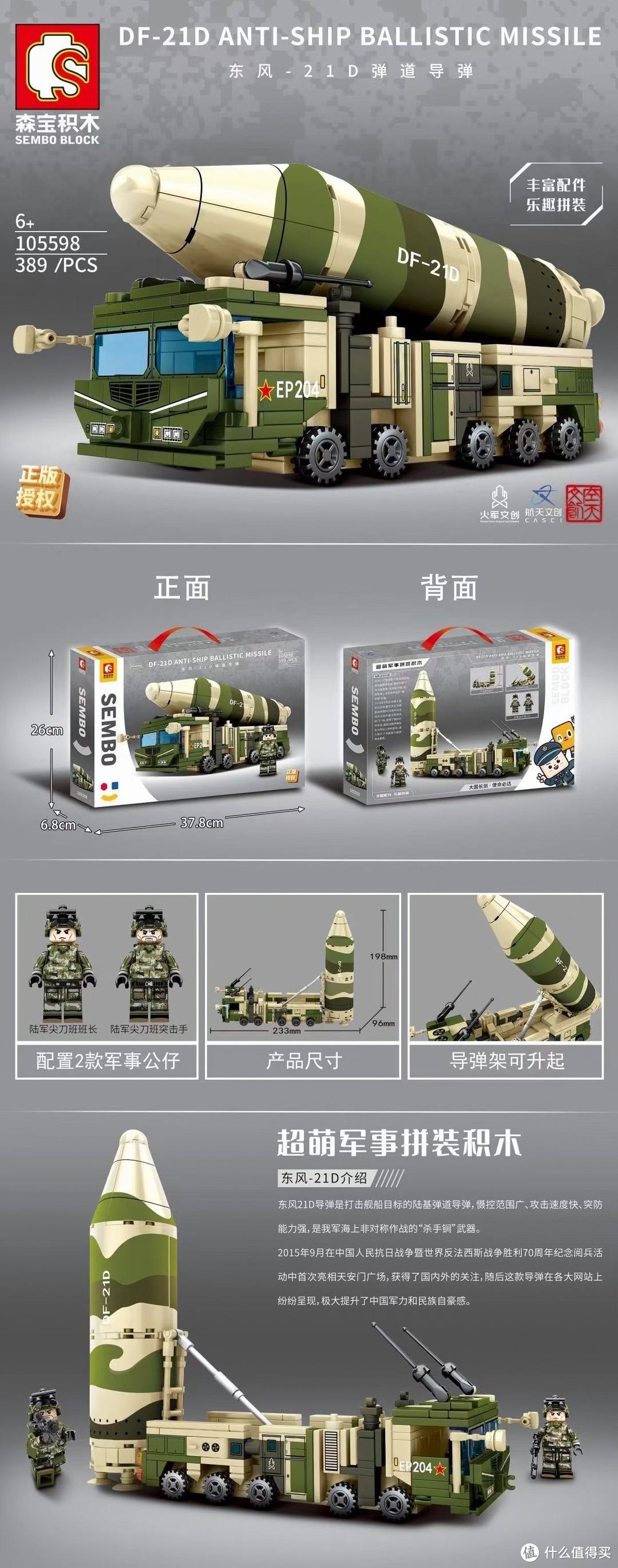 森宝 & 斯巴鲁【2021-6-22积木新品情报】