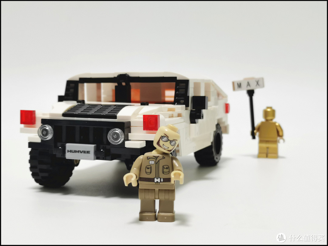 不是所有悍马都叫Humvee