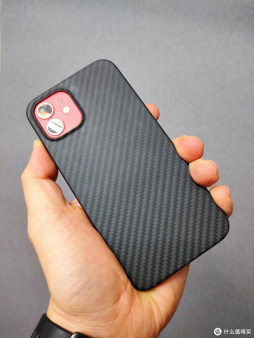 又轻又薄,二元开物iPhone12凯夫拉手机壳值得入手