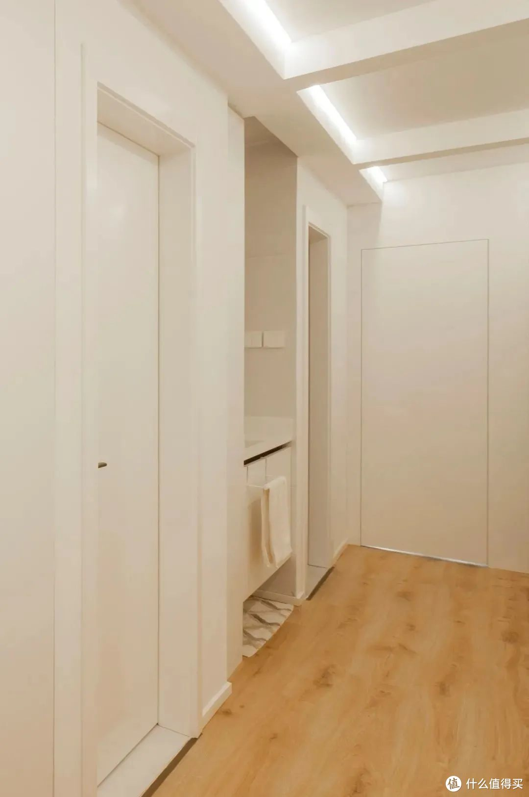 50㎡一厅五用,还能坐拥三分离、书房和家政间,堪称最强小户型!