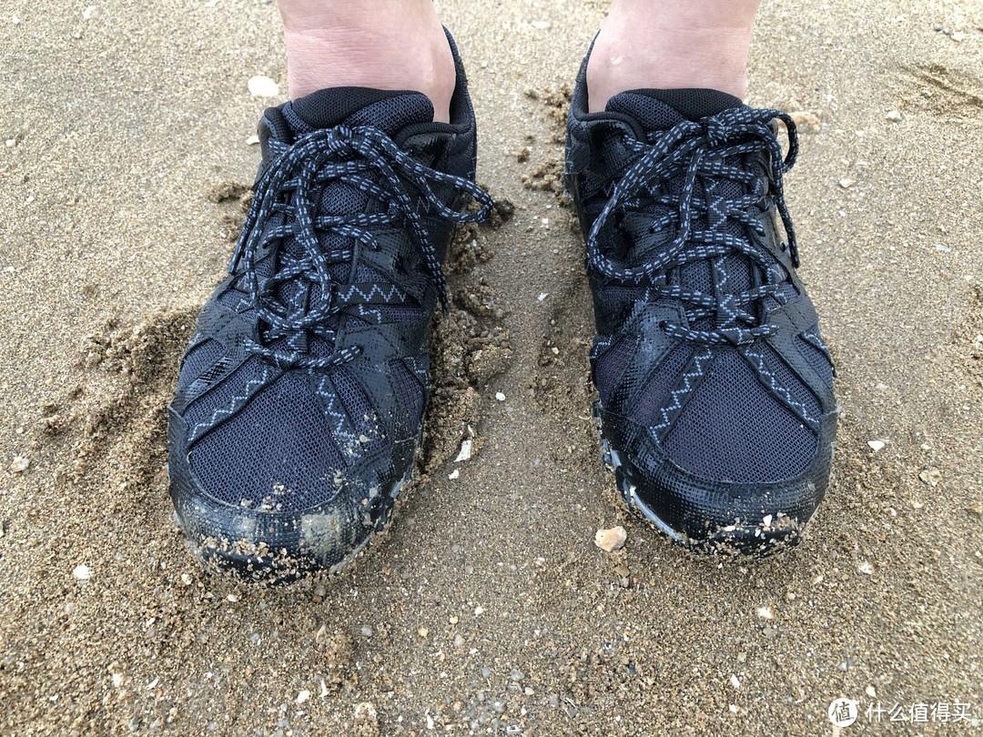MERRELL迈乐 MAIPO 水蜘蛛 溯溪鞋体验测评